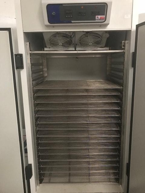 Armoire de fermentation-BCR-intérieur
