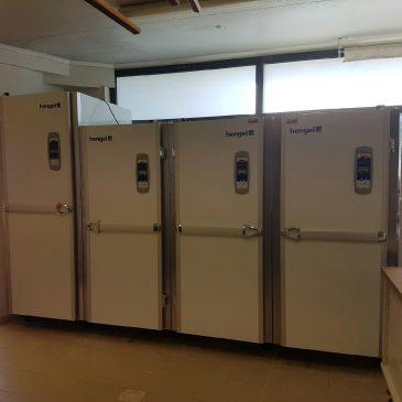 armoires de fermentation 20 et 27 niveaux