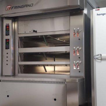 Four Fringand bi-énergie + armoire de fermentation