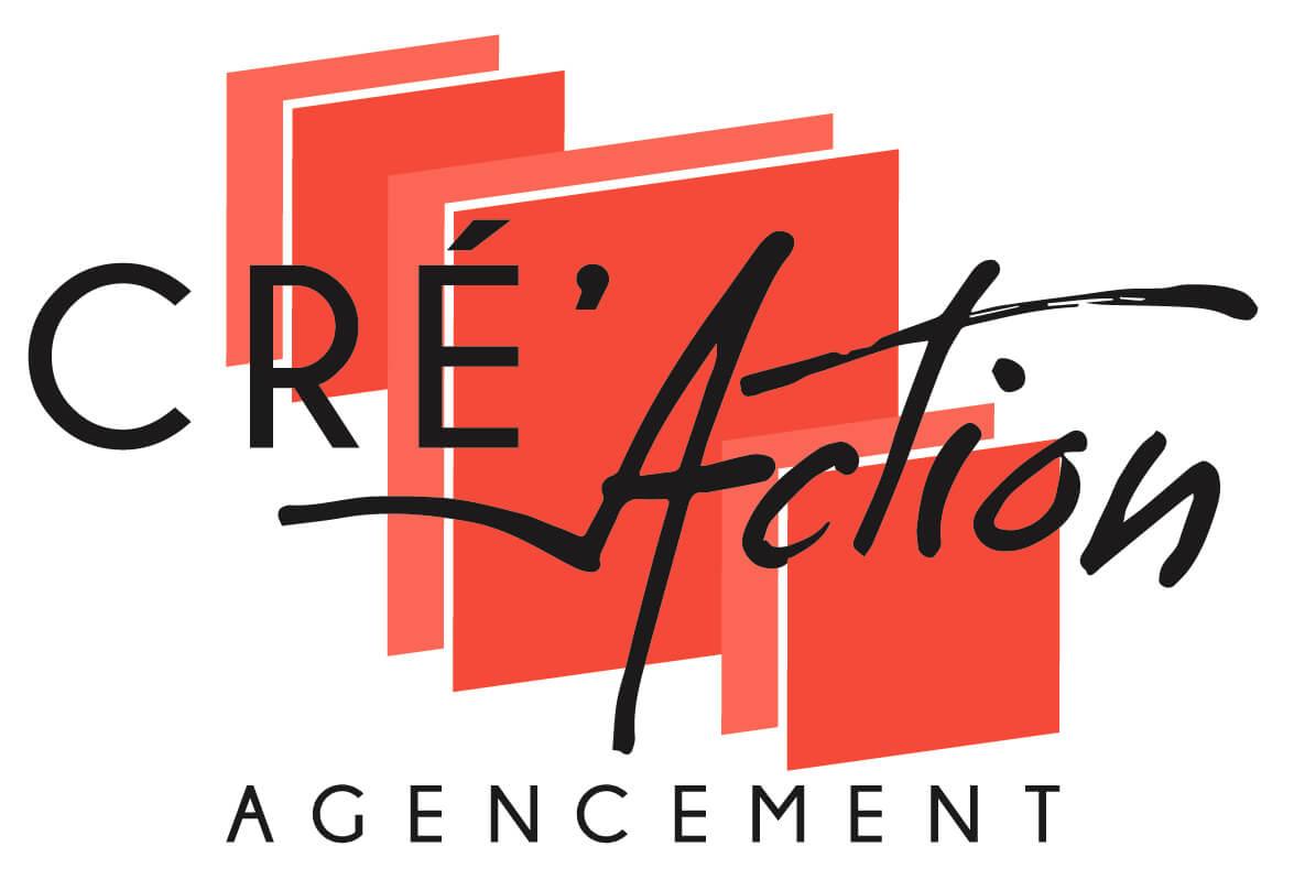 Cré-action logo