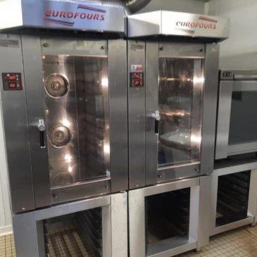Four ventilé 2X10 niveaux 400X600